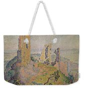 Landscape With A Ruined Castle  Weekender Tote Bag