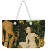 Landscape With Apollo And Diana Weekender Tote Bag