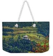 Landscape With Castle Weekender Tote Bag