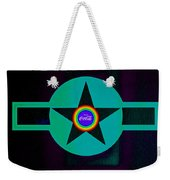 Landscape With Rainbow Weekender Tote Bag