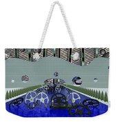Landscaped Weekender Tote Bag
