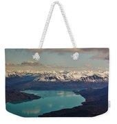Landscapes Of Alaska Weekender Tote Bag