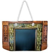 Lane-hooven House Antique Fireplace Weekender Tote Bag