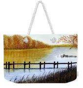 Langford Bay Weekender Tote Bag