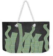 Languettes 02 - Lime Weekender Tote Bag