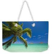 Lanikai Seascape Weekender Tote Bag
