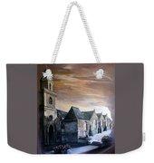 Lanrelas Church  Weekender Tote Bag