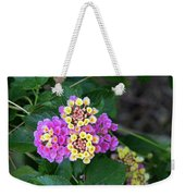 Lantanna's Blooms Weekender Tote Bag