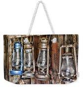Lanterns Weekender Tote Bag by Kelley King