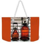 Lanterns Still Life Weekender Tote Bag