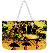 Procession To Temple, Lao Collection Weekender Tote Bag