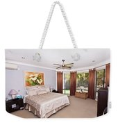 Large Bedroom Weekender Tote Bag