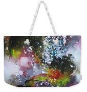 Large Color Fever Art23 Weekender Tote Bag