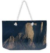 Large Granite Mountains In California Weekender Tote Bag