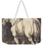Large Horse Weekender Tote Bag
