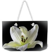 Large Lily-1 Weekender Tote Bag