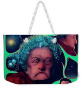 Large Marge Weekender Tote Bag