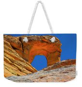 Large Sandstone Arch Valley Of Fire Weekender Tote Bag