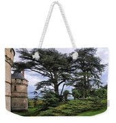 Large Trees At Chateau De Chaumont Weekender Tote Bag