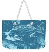 Largemouth Bass 8 Weekender Tote Bag