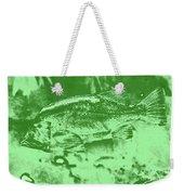 Largemouth Bass 9 Weekender Tote Bag