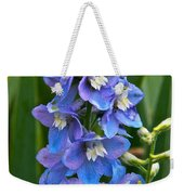 Larkspur And Lady Friend Weekender Tote Bag