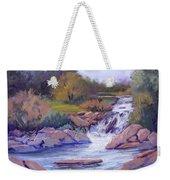 Larsen Falls Weekender Tote Bag