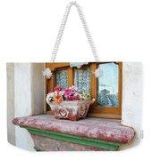 Las Flores Weekender Tote Bag