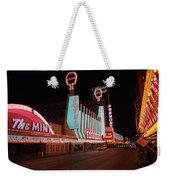 Las Vegas 1983 #4 Weekender Tote Bag