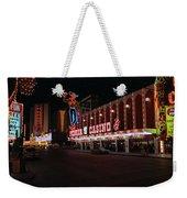 Las Vegas 1983 #5 Weekender Tote Bag