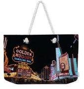 Las Vegas 1983 #6 Weekender Tote Bag