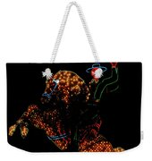Las Vegas Lights Weekender Tote Bag