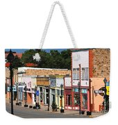 Las Vegas New Mexico Weekender Tote Bag