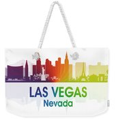 Las Vegas Nv  Weekender Tote Bag
