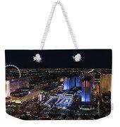 Las Vegas Strip 1 Weekender Tote Bag