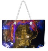 Las Vegas Strip 2224 Weekender Tote Bag