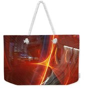 Las Vegas Strip 2272 Weekender Tote Bag