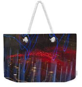 Las Vegas Strip 2302 Weekender Tote Bag
