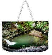 Lasalle Canyon Pool Weekender Tote Bag