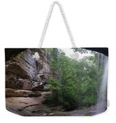 Lasalle Canyon Starved Rock State Park Weekender Tote Bag
