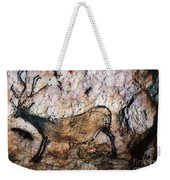 Lascaux: Running Deer Weekender Tote Bag