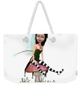 Lassnis The Forest Fairy Weekender Tote Bag