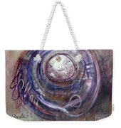 Lasso The Moon Weekender Tote Bag