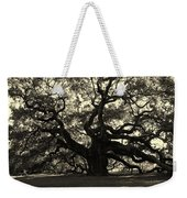 Last Angel Oak 72 Weekender Tote Bag