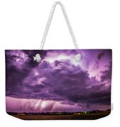 Last Chace Lightning For 2017 006 Weekender Tote Bag