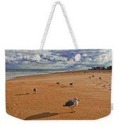 Last Day At The Beach Weekender Tote Bag