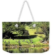 Last Days Of Summer Weekender Tote Bag
