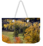 Last Light Before The Storm Weekender Tote Bag