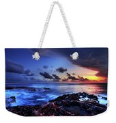 Last Light Weekender Tote Bag by Chad Dutson
