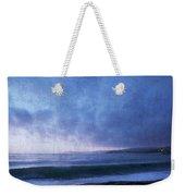 Last Light On Carmel Bay Weekender Tote Bag